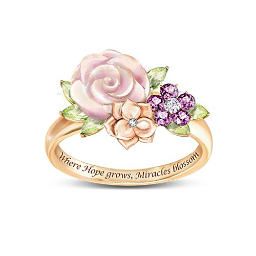 'Miracle Blossoms' Ring