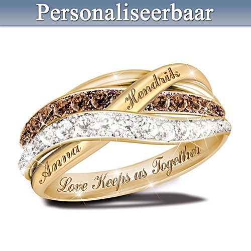 Together in love – Diamantring