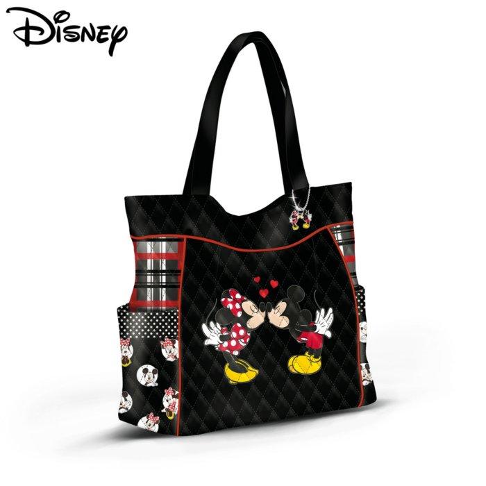 4689d2528528 Disney Mickey & Minnie 'Love Story' Tote Bag