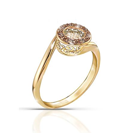 'Indulgence' Diamond Ring