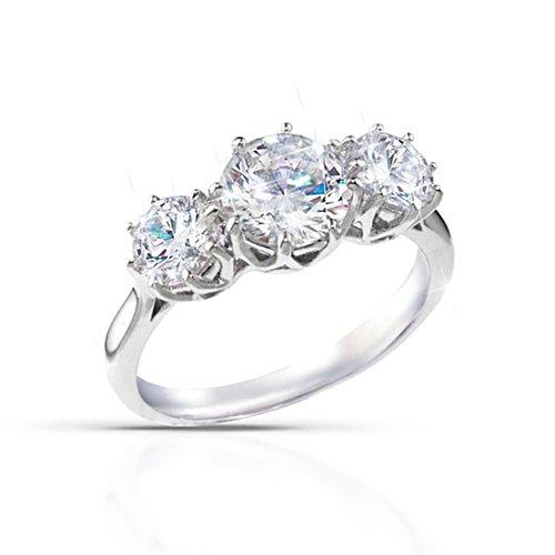 'Beautiful Mystery' Agatha Christie Ring