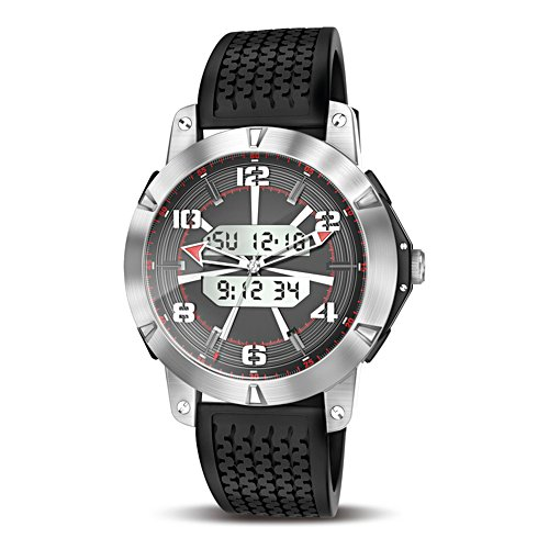 'Untamed Freedom' Men's Ani-digi Watch
