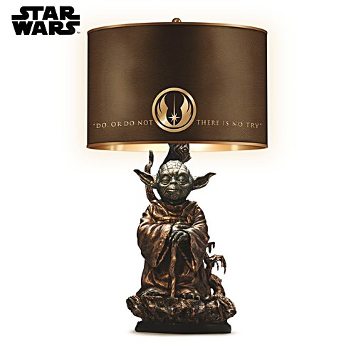 Star Wars™ Jedi Master Yoda Table Lamp