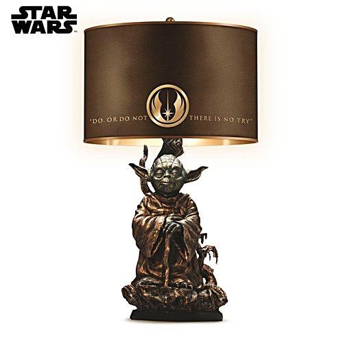 Il Maestro Yoda di Guerre Stellari - lampada da tavolo
