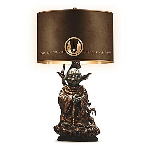 Må Kraften Vara Med Dig - bordslampa
