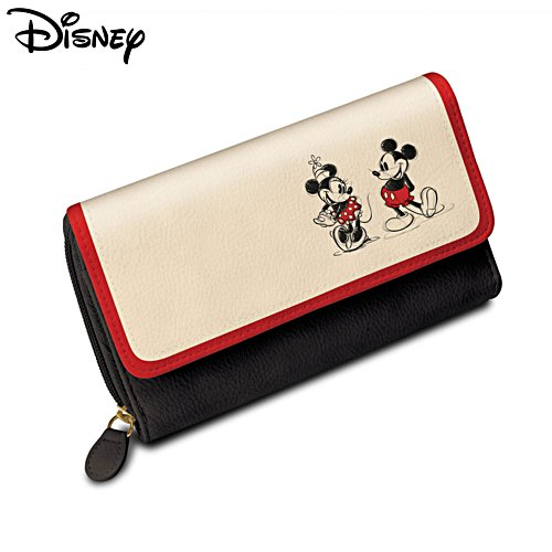 Disney 'Mickey & Minnie Love Story' Ladies' Purse