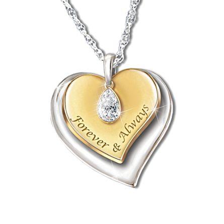 Forever in my heart pendant forever in my heart pendant aloadofball Gallery