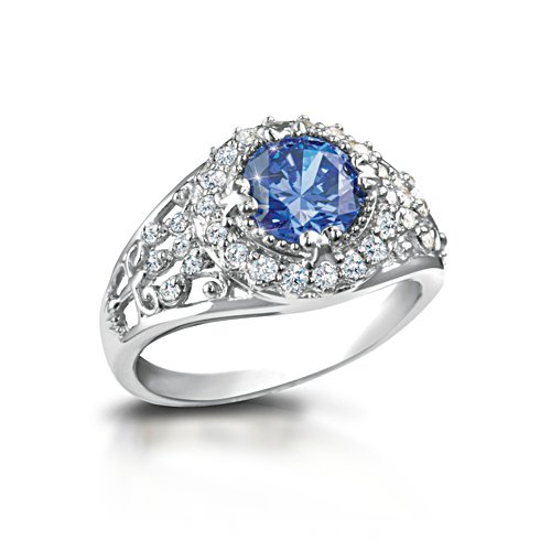 'Queen Victoria' Diamonesk® Ring
