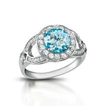 'Queen Elizabeth II' Diamonesk® Ring