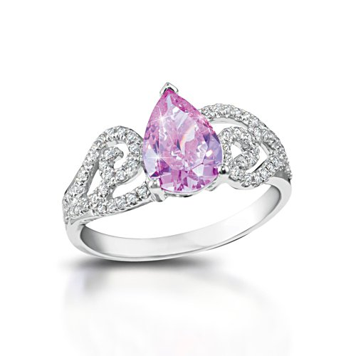 Diana, Princess Of  Wales Diamonesk® Ring
