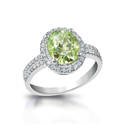 'Duchess Of Cambridge' Diamonesk® Ring