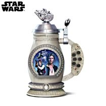 Star Wars™ Han Solo™ Millenium Falcon Porcelain Stein