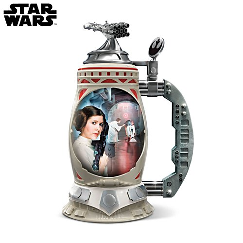 Star Wars™ Princess Leia™ Porcelain Stein