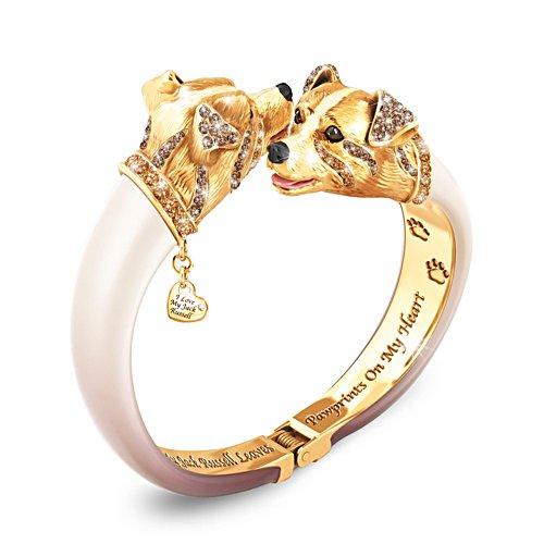 'Sophistipups' Jack Russell Terrier Bracelet