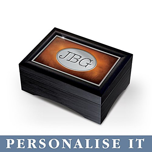'Grandson's Personalised Keepsake Box'