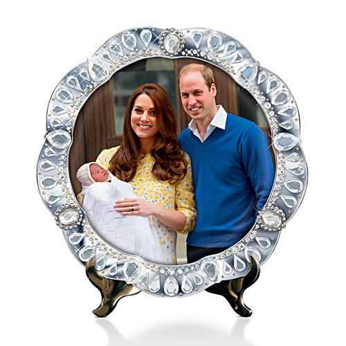 'Her Royal Highness Commemorative Collector Plate'