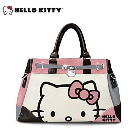 Hello Kitty® 'Face Of Fashion' Handbag