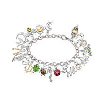 'Endless Luck' Charm Bracelet