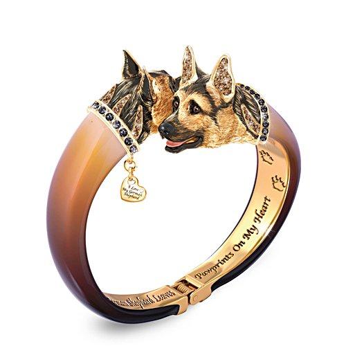 Sophistipups' German Shepherd Bracelet