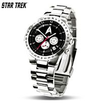 'STAR TREK™: Live Long And Prosper' Men's Watch