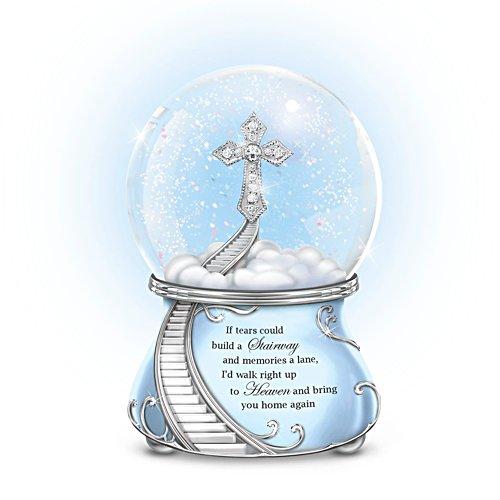 'Loving Memories' Glitter Globe