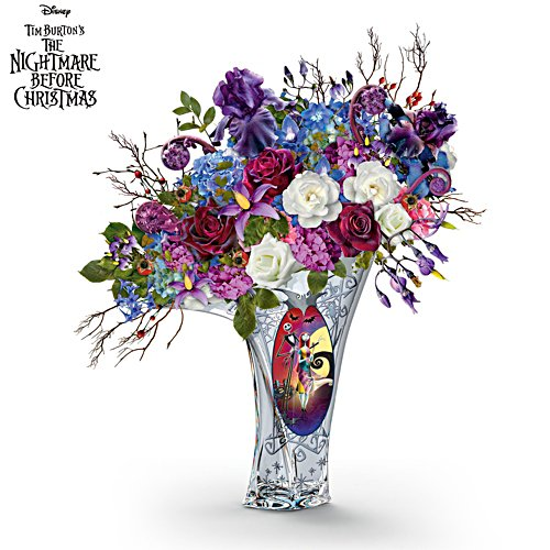 Disney The Nightmare Before Christmas 'Undying Love' Lit Centrepiece