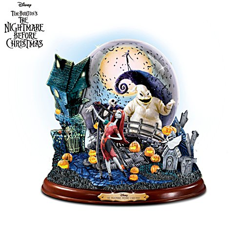 Tim Burton's Nightmare Before Christmas Snowglobe