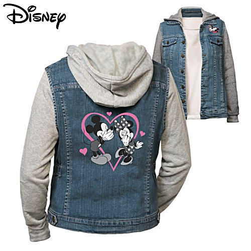 Disney 'Love' Ladies' Hoodie