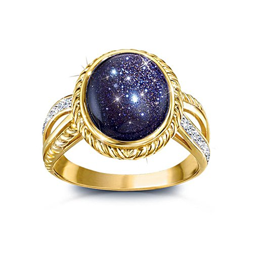 'Stars In The Night' Ring