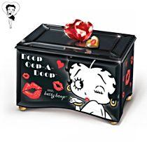 Betty Boop™ 'Boop-Oop-A-Doop' Mirror Music Box