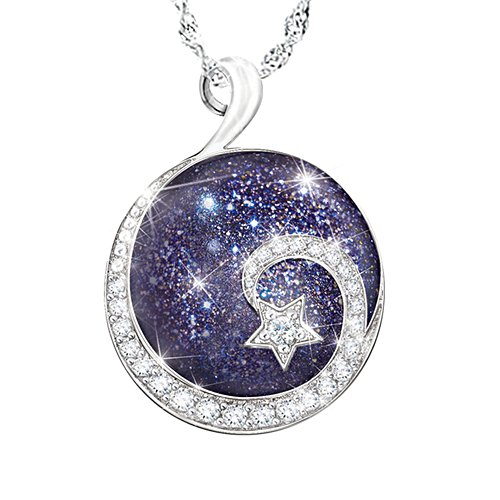 'Daughter Reach For The Stars' Ladies' Pendant