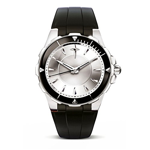 'Protection And Strength For My Grandson' Sapphire Men's Watch