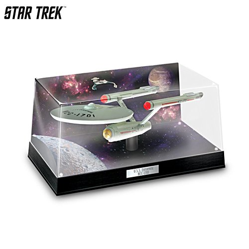 STAR TREK™ U.S.S. Enterprise NCC-1701 Sculpture
