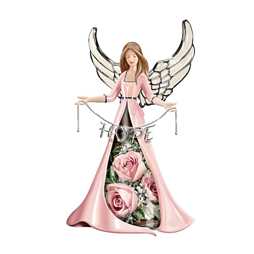 'Hope Blossoms' Angel Table Centrepiece