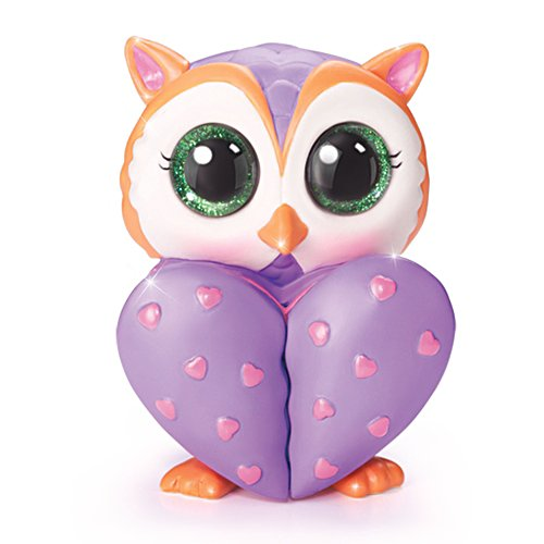 'Granddaughter, Owl Always Love You' Heirloom Porcelain® Music Box