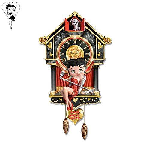 Betty Boop™ Cuckoo Clock