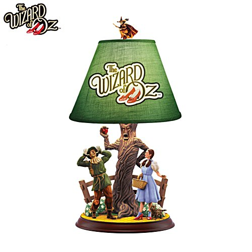 THE WIZARD OF OZ™ 'We're Not In Kansas Anymore' Table Lamp