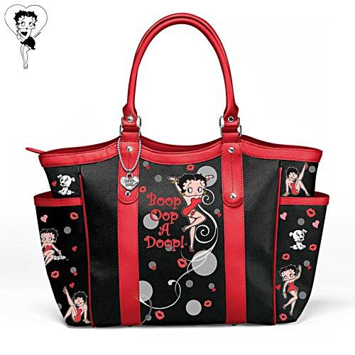 Betty Boop™ 'Boop Oop A Doop™' Shoulder Tote Bag