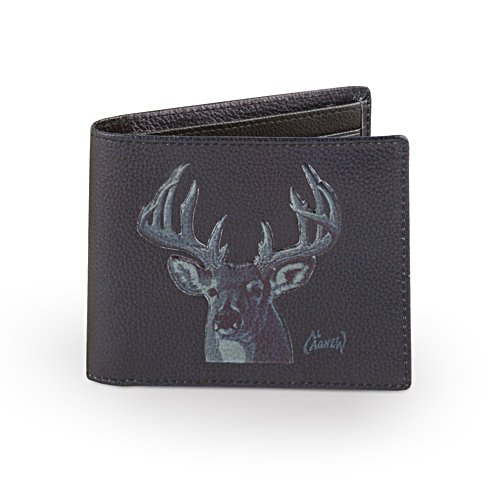 '10-Point Buck' Deer Men's Wallet