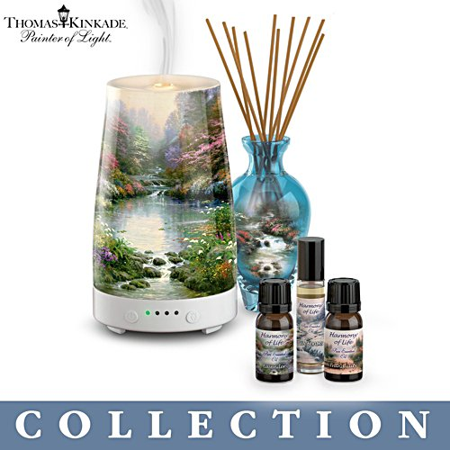 Thomas Kinkade 'Harmony Of Life' Essential Oils Collection