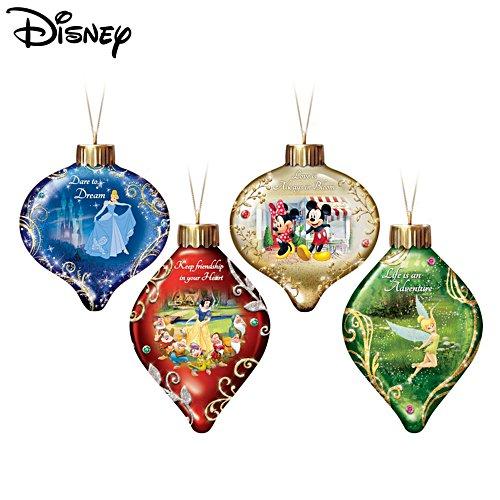 Sogni cangianti –  Palline di Natale Disney
