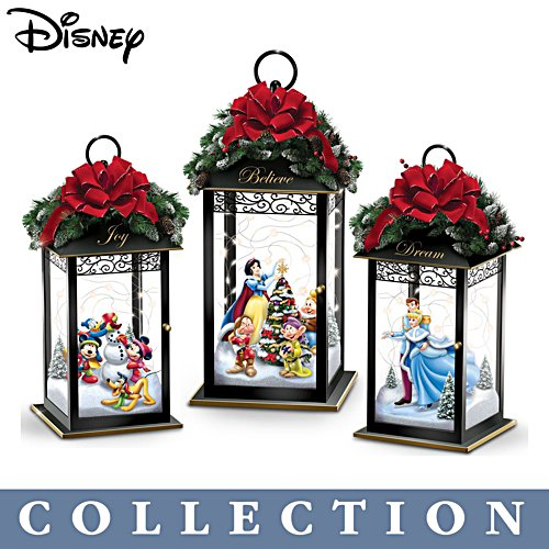 Disney 'Magic Of The Season' Table Centrepiece Collection