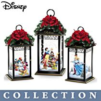 Disney 'Magic Of The Season' Table Centrepiece Collection