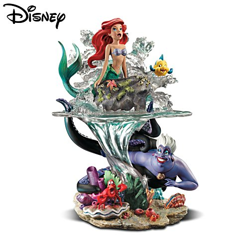 Disney The Little Mermaid 'Part Of Her World' Sculpture
