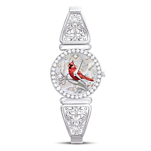 'Messenger From Heaven' Ladies' Stretch Watch