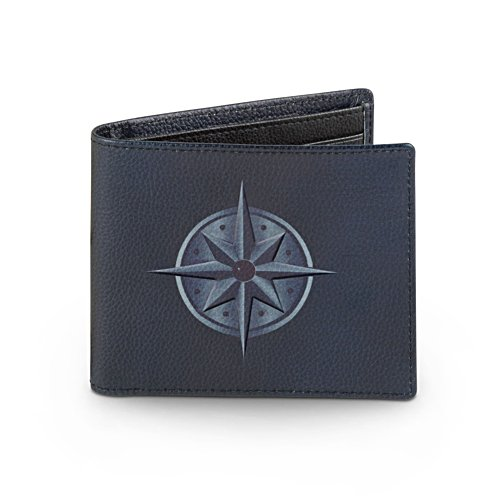 'Grandson, Forge Your Own Path' Men's Wallet
