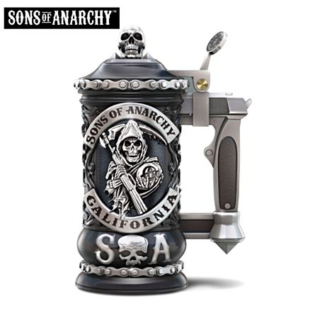 'Sons Of Anarchy™' Heirloom Porcelain® Stein