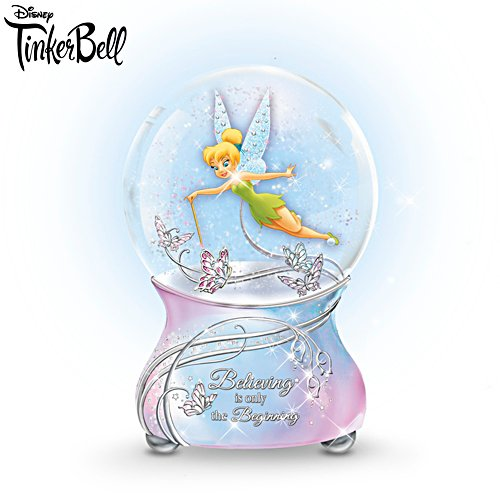 Disney 'Tinker Bell's Magic' Musical Glitter Globe