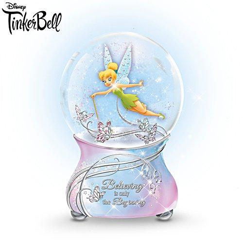 Die Magie von Tinkerbell – Disney-Musikschneekugel