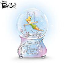 Disney 'Tinker Bell's Magic' Musical Glitter Globe